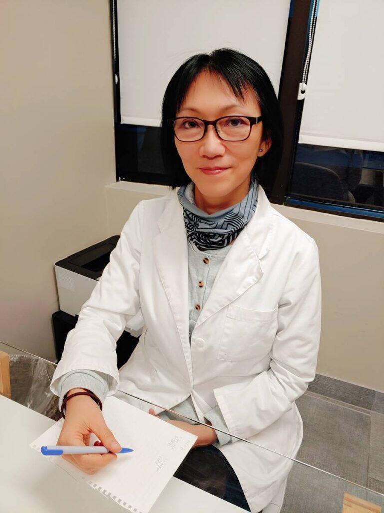 Dr. Jennifer Chou